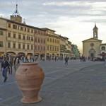 Piazza Marsilio Ficino