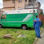 Centralina mobile regionale monitoraggio aria_via Morandi Figline
