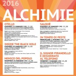 Alchimie Teatrali_Cartellone 2016
