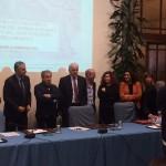 Firma protocollo con Regione