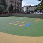 """Nuova area giochi """"Petrarca"""""""