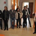 tn_sindaca Mugnai e dipendenti comunali