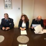 Conf stampa bilancio Polizia Municipale 2017