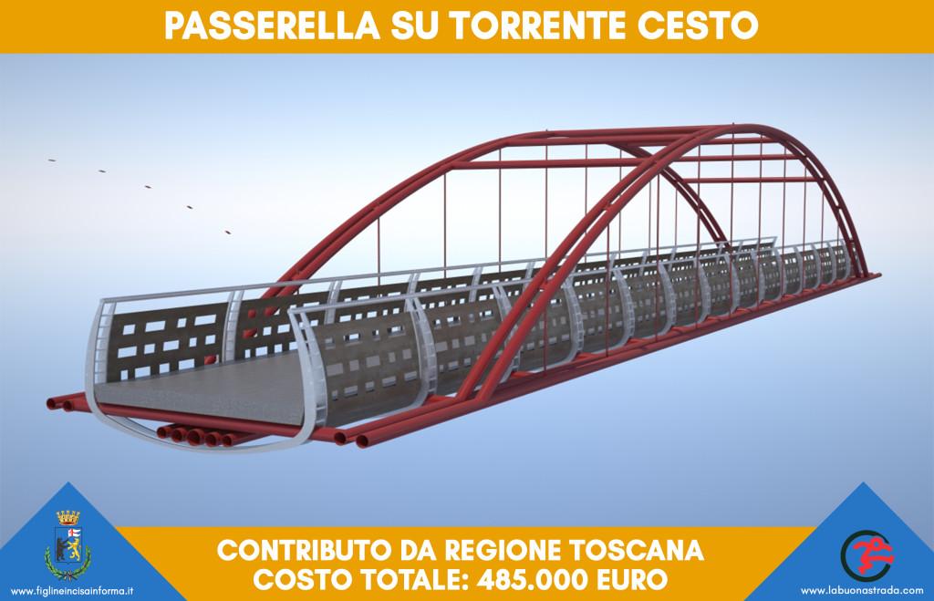 Passerella Cesto_Figline