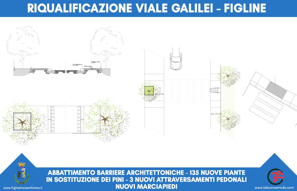 Viale Galilei_Figline