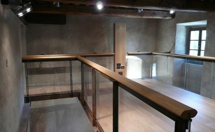 Interni Casa Petrarca