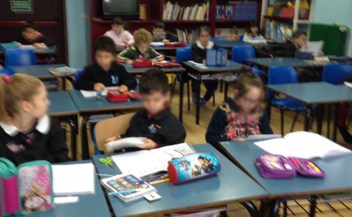 Lavori Scuola San Biagio_In biblioteca