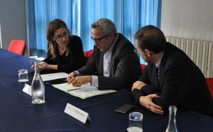 protocollo d'inesa progetto migranti Vasari